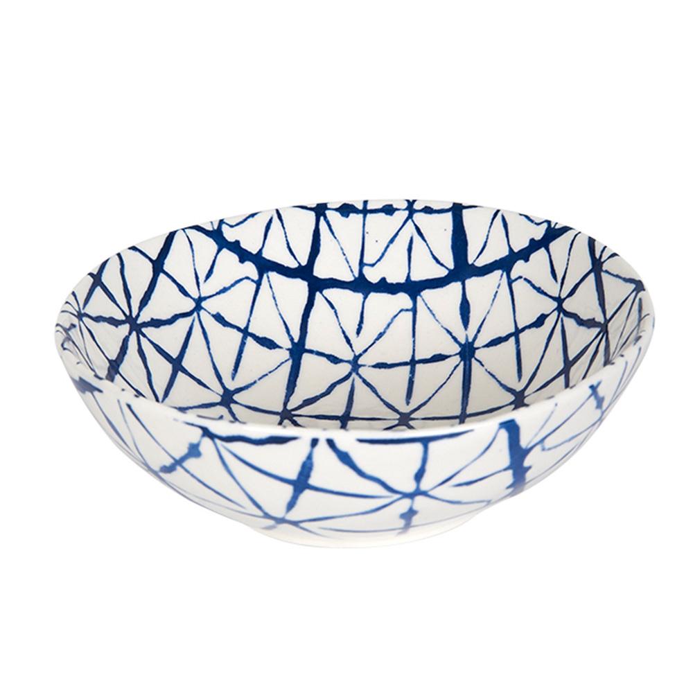 Decosuar Seramik Kase, Mavi-Beyaz Ürün Resmi