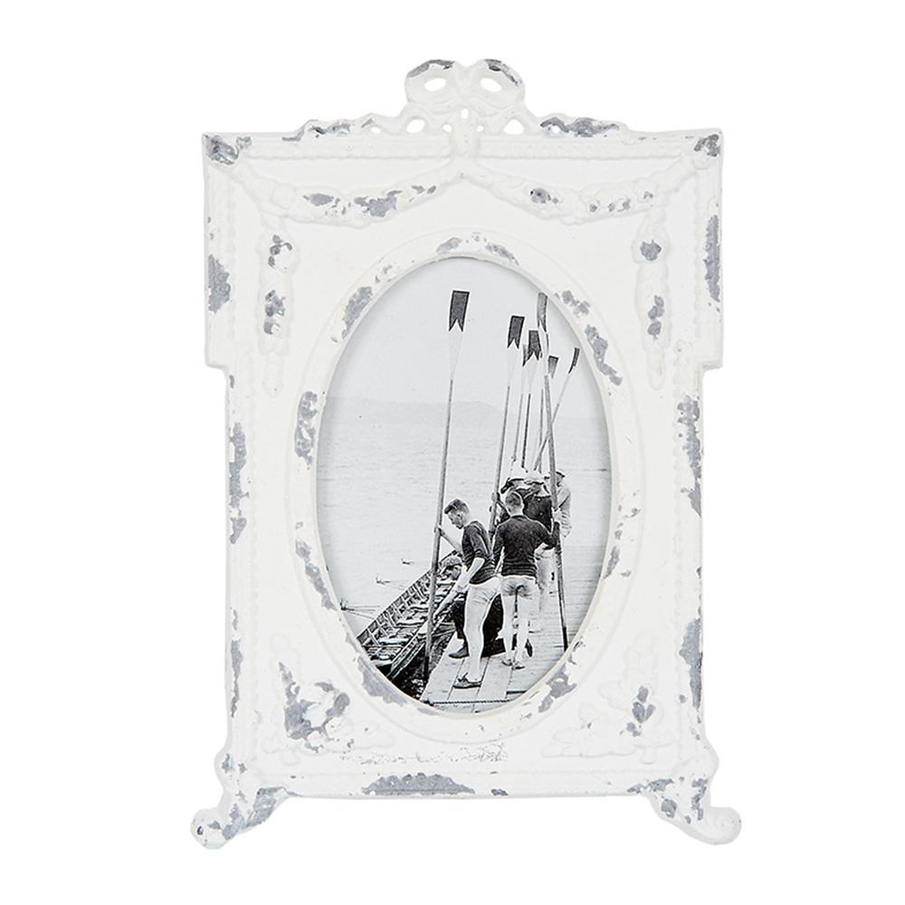 Decosuar Beyaz Dikdörtgen Fotoğraf Çerçevesi Ürün Resmi