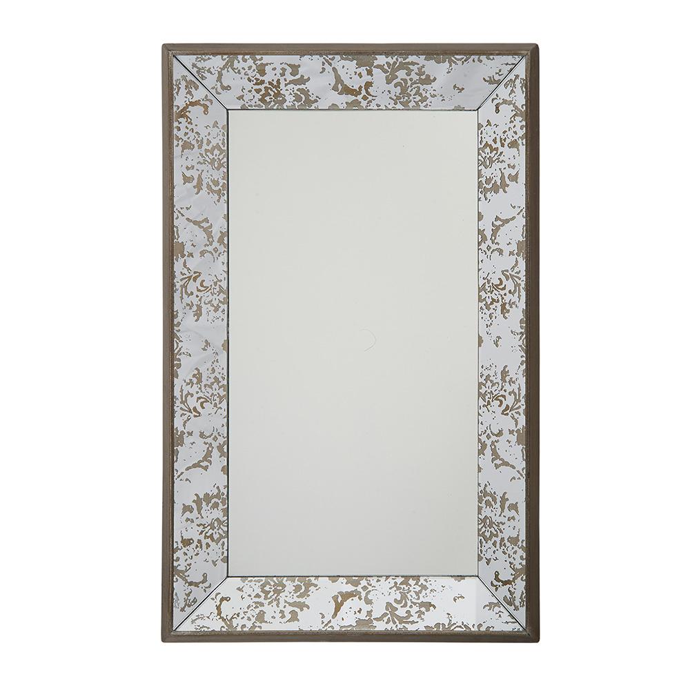 Decosuar Eskitme Desenli Ayna Ürün Resmi
