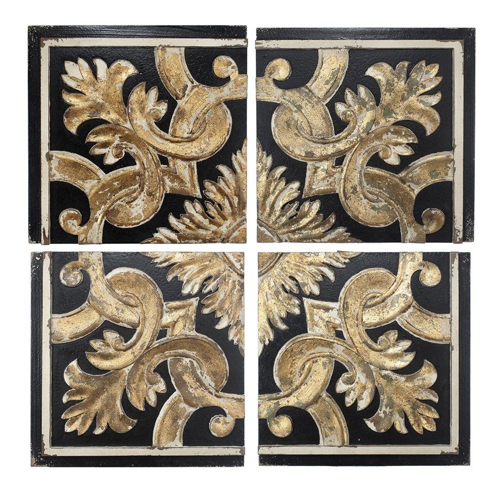 Decosuar Duvar Dekoratifi 4 Parça Ürün Resmi